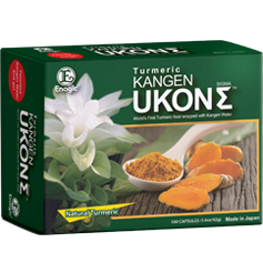 Kangen UKON Turmeric supplement